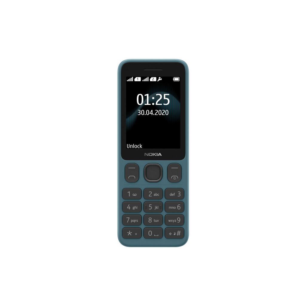 Мобильный телефон Nokia 125 DS Blue