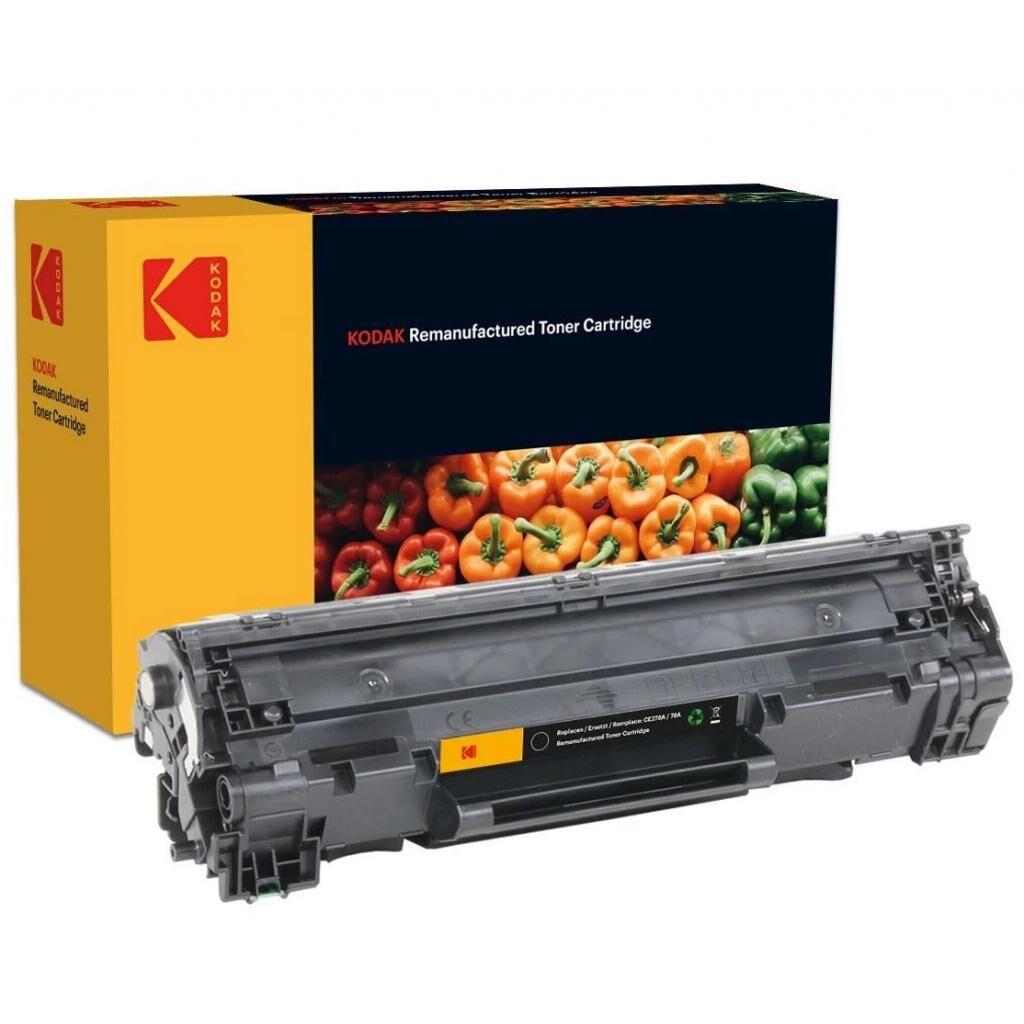 Картридж Kodak HP LJ P1566/1606/M1536/ CE278A Black (185H027801)