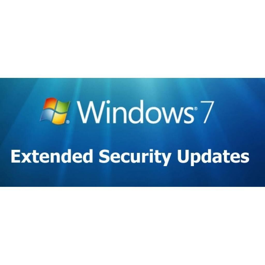 Операционная система Microsoft Windows 7 Extended Security Updates 2021 (DG7GMGF0FL73_0003)