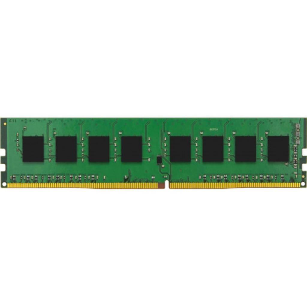 Модуль памяти для сервера DDR4 8GB ECC UDIMM 3200MHz 1Rx8 1.2V CL22 Kingston (KSM32ES8/8HD)