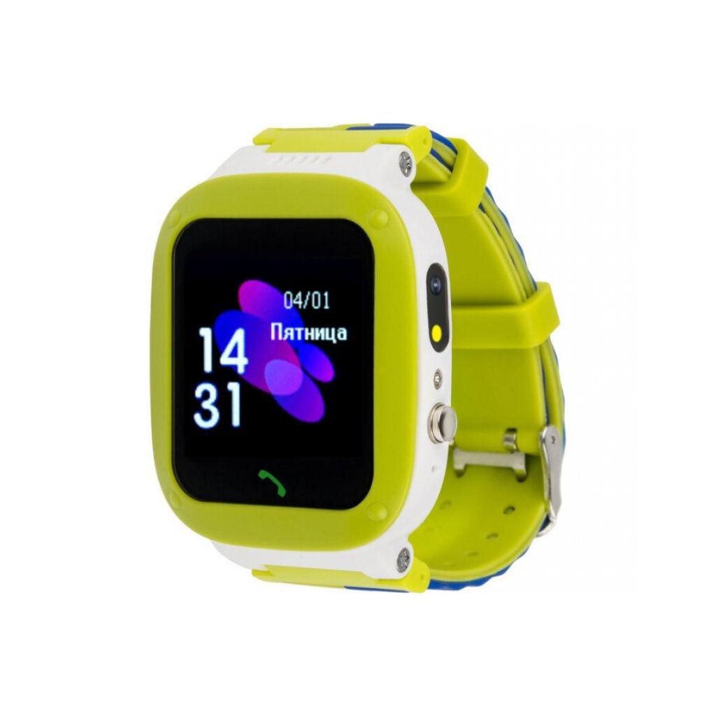 Смарт-часы Amigo GO004 Splashproof Camera+LED Green
