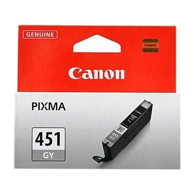 Картридж Canon CLI-451 Grey PIXMA MG6340 (6527B001)
