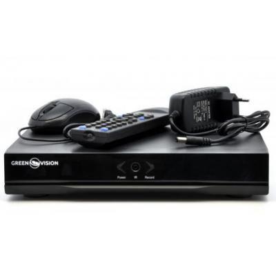 Регистратор для видеонаблюдения GreenVision GV-A-S034/16 (4616)