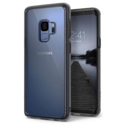 Чехол для моб. телефона Ringke Fusion Samsung Galaxy S9 Smoke Black (RCS4415)