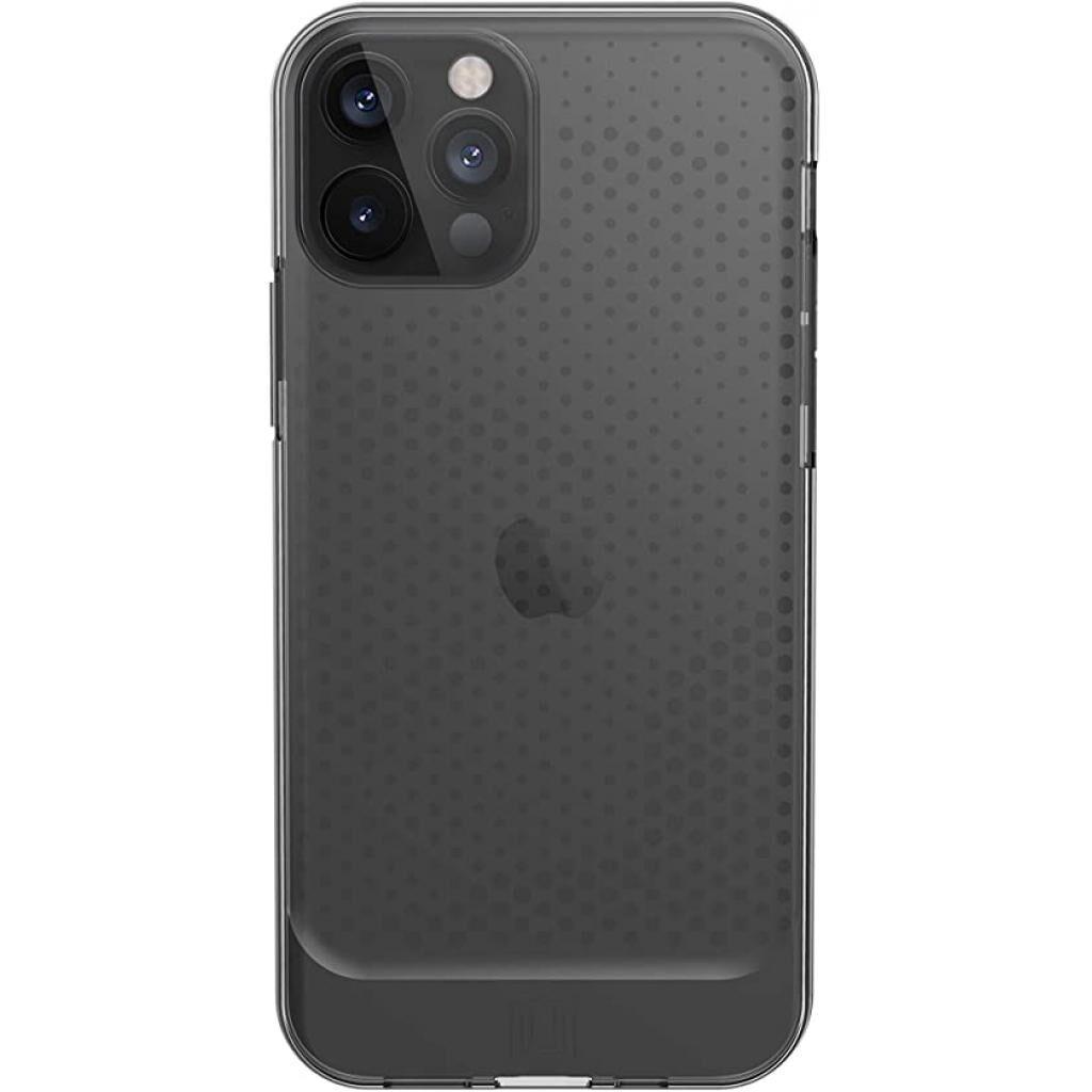 Чехол для моб. телефона UAG iPhone 12 / 12 Pro [U] Lucent, Ash (11235N313131)