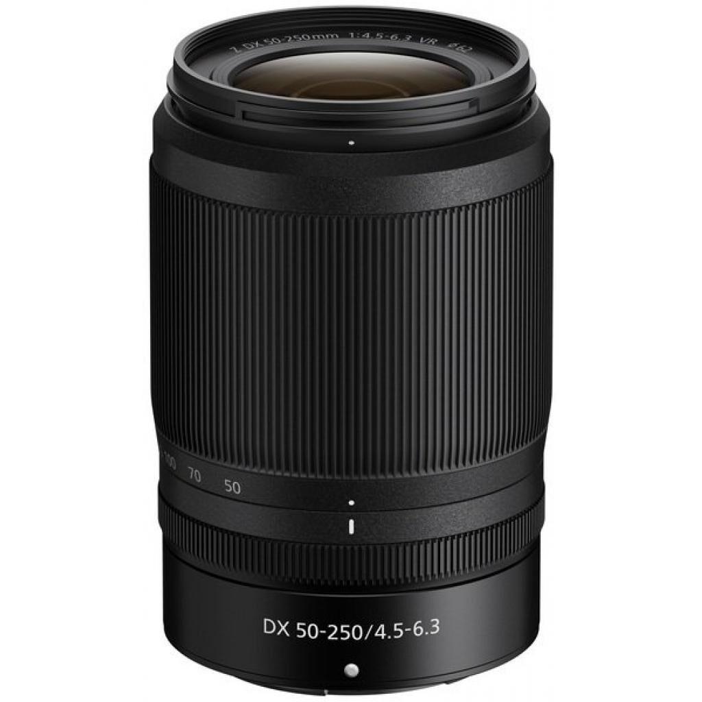 Объектив Nikon Nikkor Z DX 50-250 f/4.5-6.3 VR (JMA707DA)