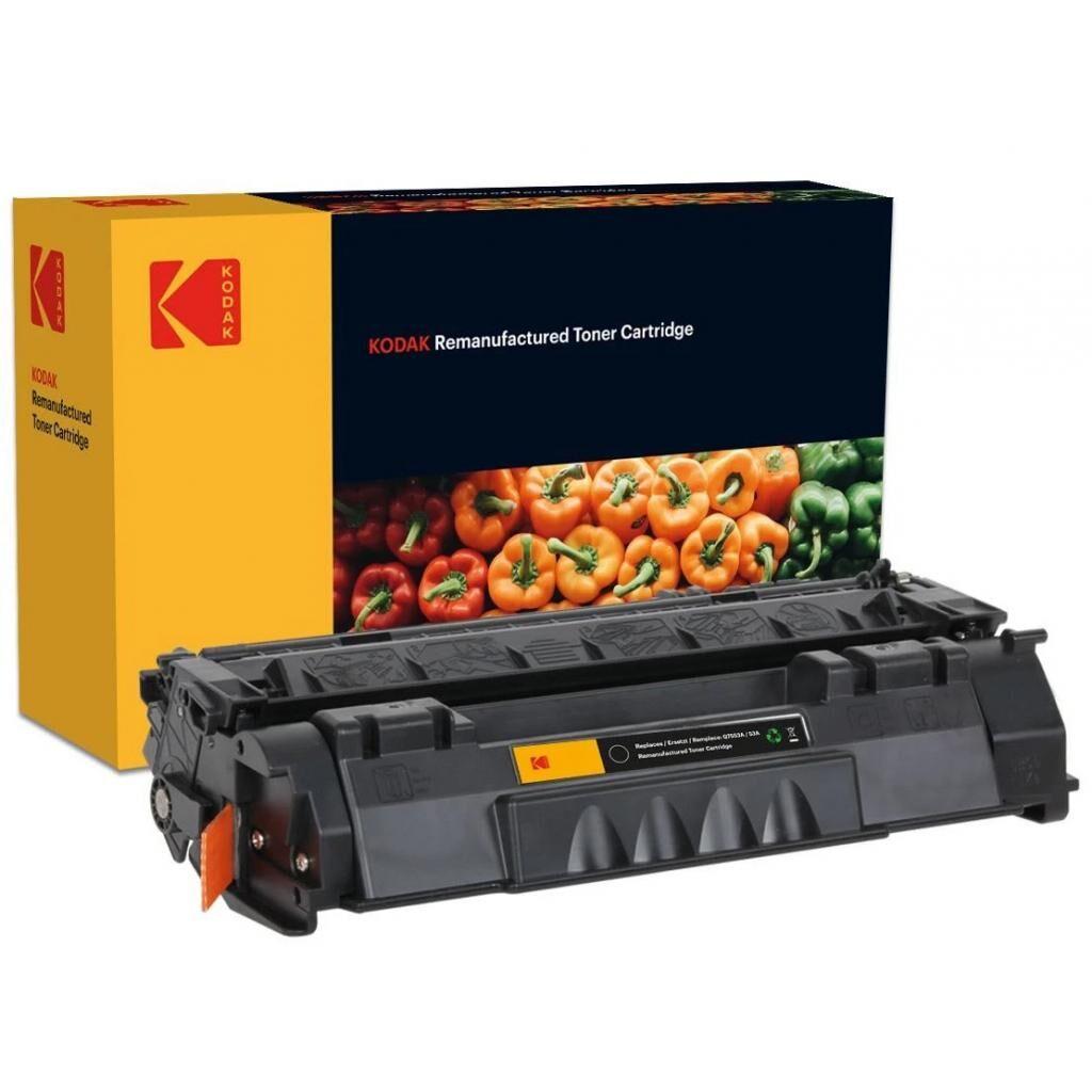 Картридж Kodak HP LJ P2015/P2014/M2727/ Q7553A Black (185H755301)