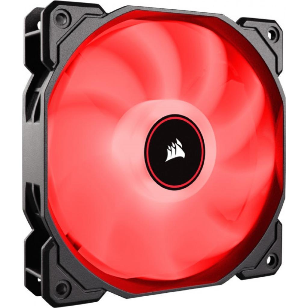 Кулер для корпуса CORSAIR AF120 LED 2018 Red (CO-9050080-WW)