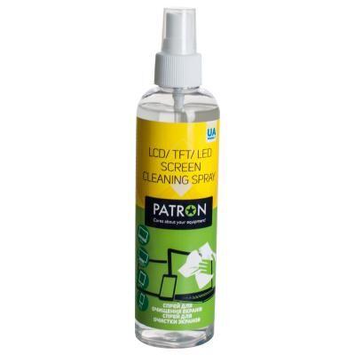 Спрей для очистки Patron Screen spray for TFT/LCD/LED 250мл (F3-001)