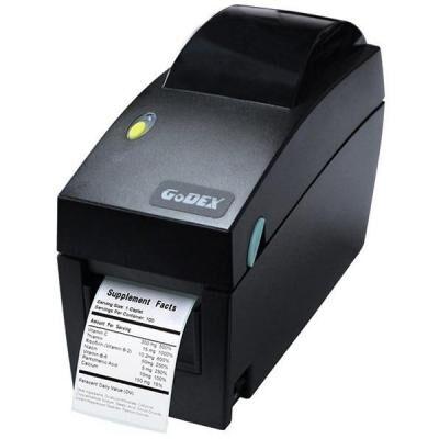 Принтер этикеток Godex DT2US (USB+Serial) (14924)