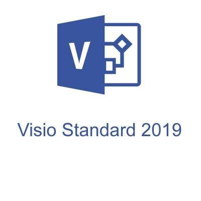 Офисное приложение Microsoft Visio Std 2019 Win All Lng PKL Online DwnLd C2R NR (D86-05822)