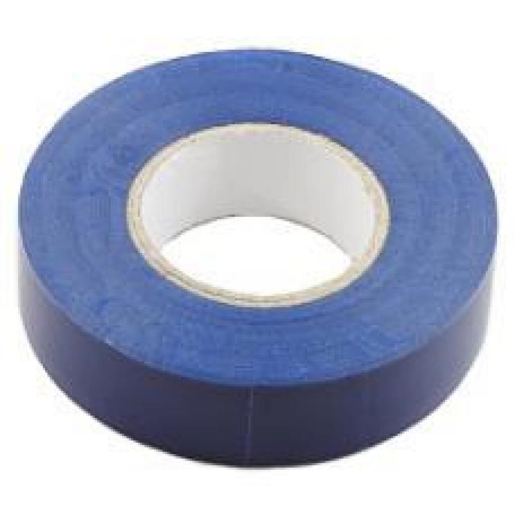 Набор для крепления ДКС Изолента електротех 0.13*15мм 10м, blue (2NI20BL)