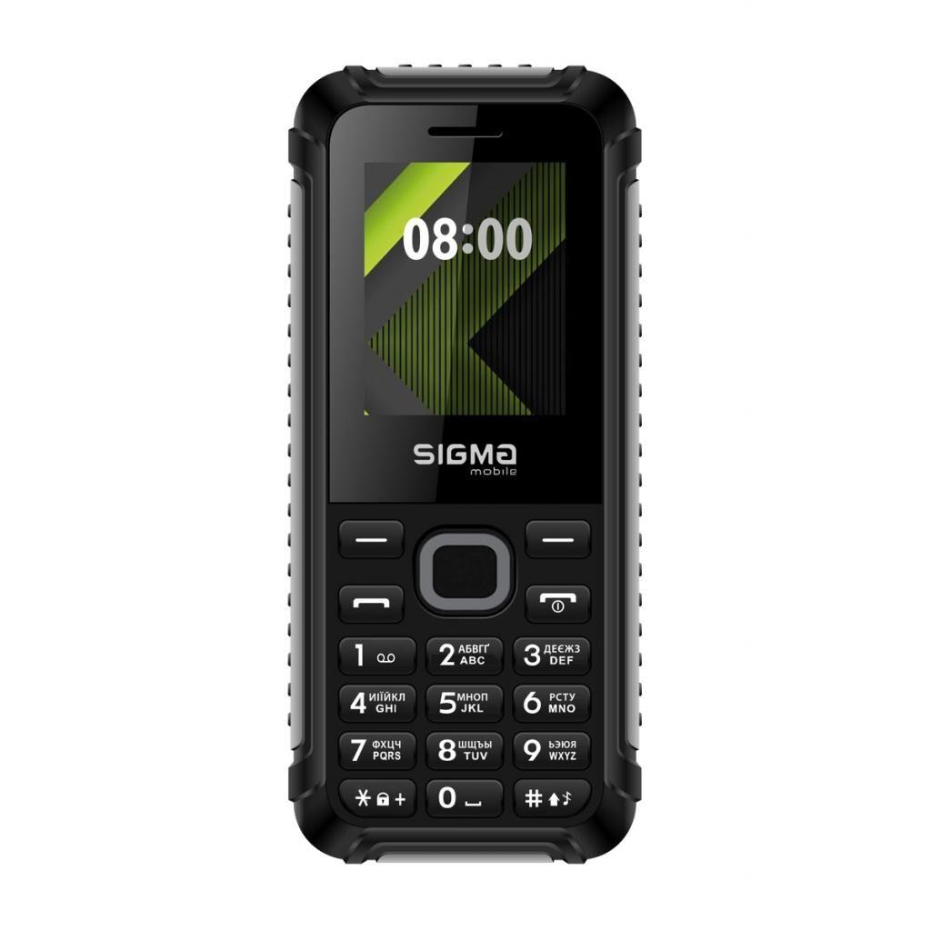 Мобильный телефон Sigma X-style 18 Track Black-Grey (4827798854419)