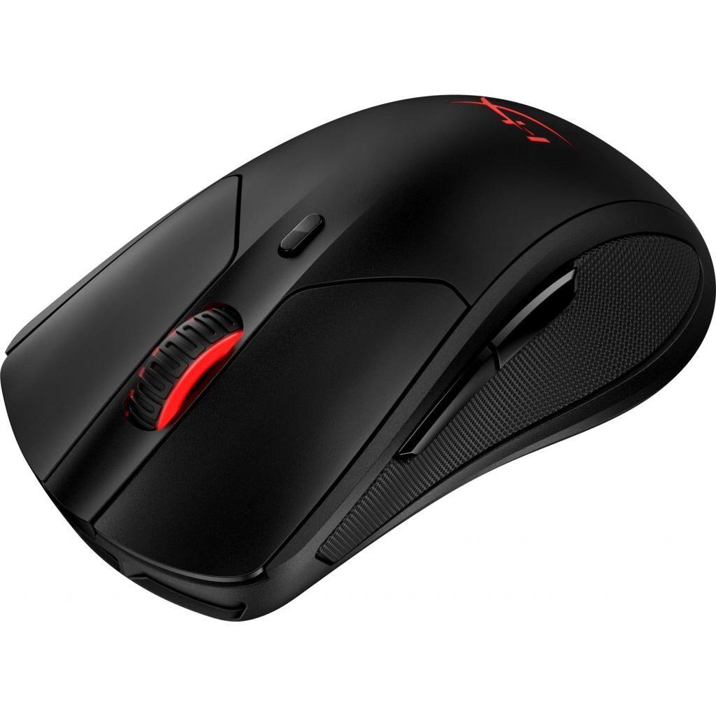 Мышка HyperX Pulsefire Dart Wireless Gaming Black (HX-MC006B)