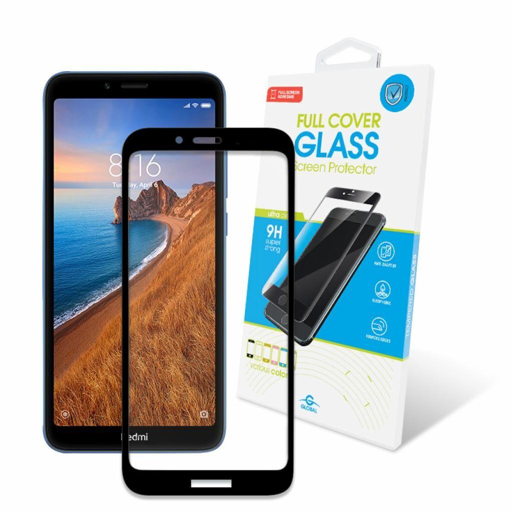 Стекло защитное GLOBAL Full Glue Xiaomi Redmi 7A (1283126493942)