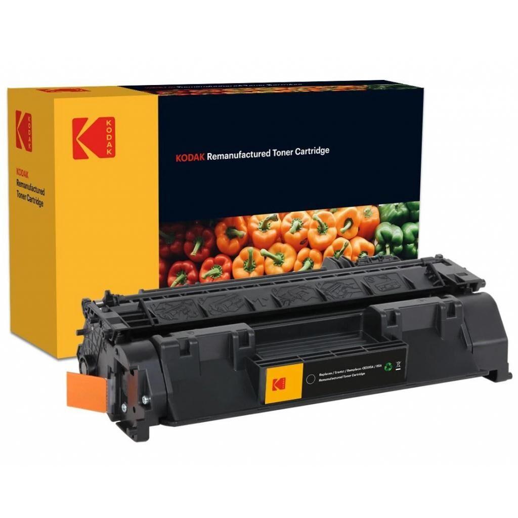 Картридж Kodak HP LJ P2035/2055/ CE505A Black (185H050501)