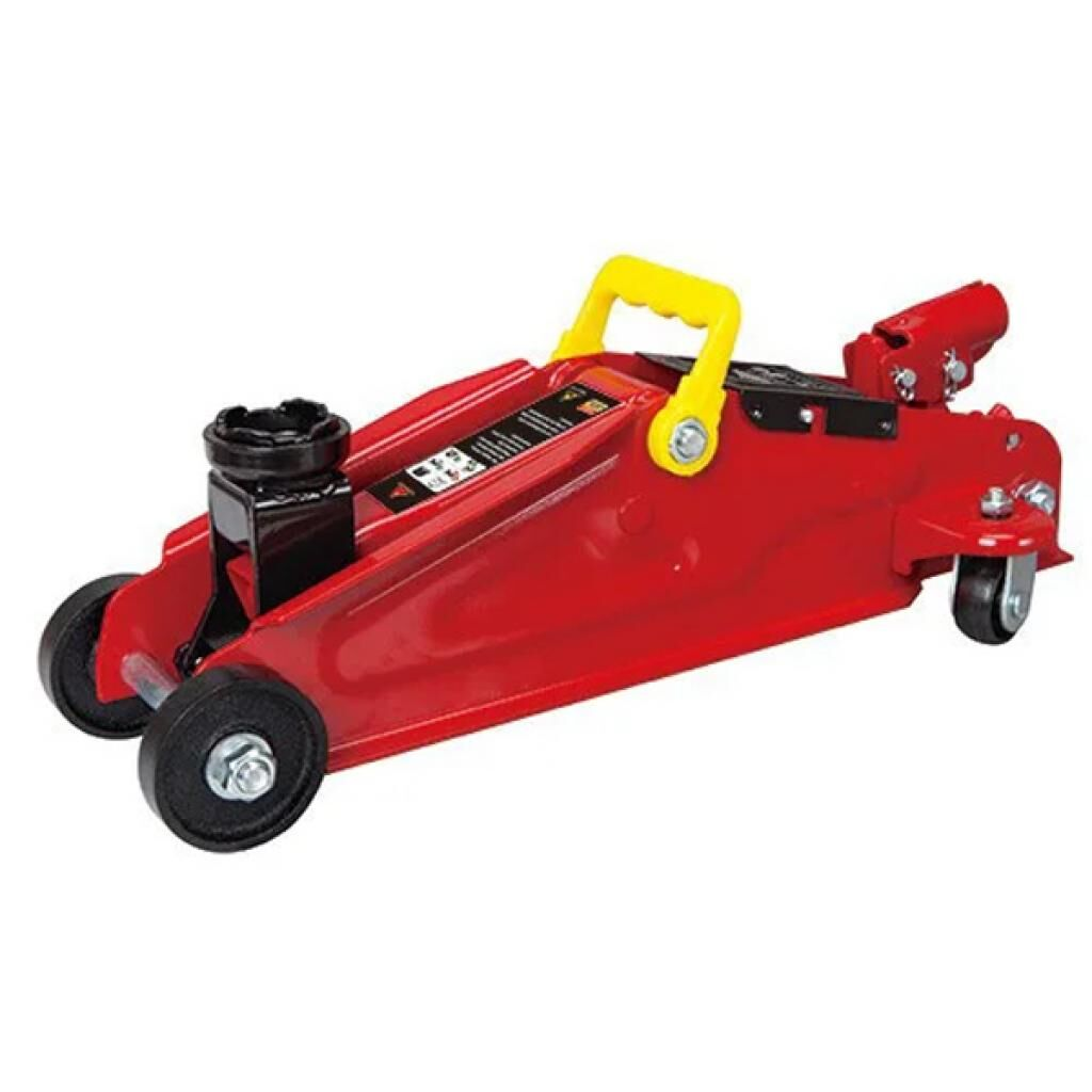 Домкрат Torin автомобильный подкатной 2т 135-340 мм (T820050)