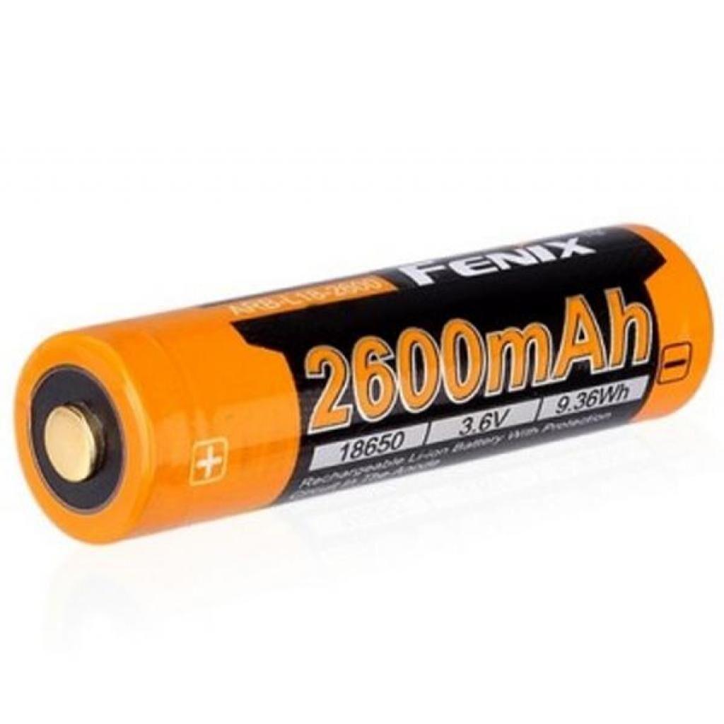 Аккумулятор Fenix ARB-L18-2600 18650 (ARB-L18-2600)