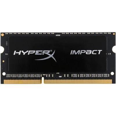 Модуль памяти для ноутбука SoDIMM DDR3L 4GB 1866 MHz HyperX (Kingston Fury) (HX318LS11IB/4)