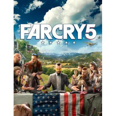 Игра PC Far Cry 5 (14829752)
