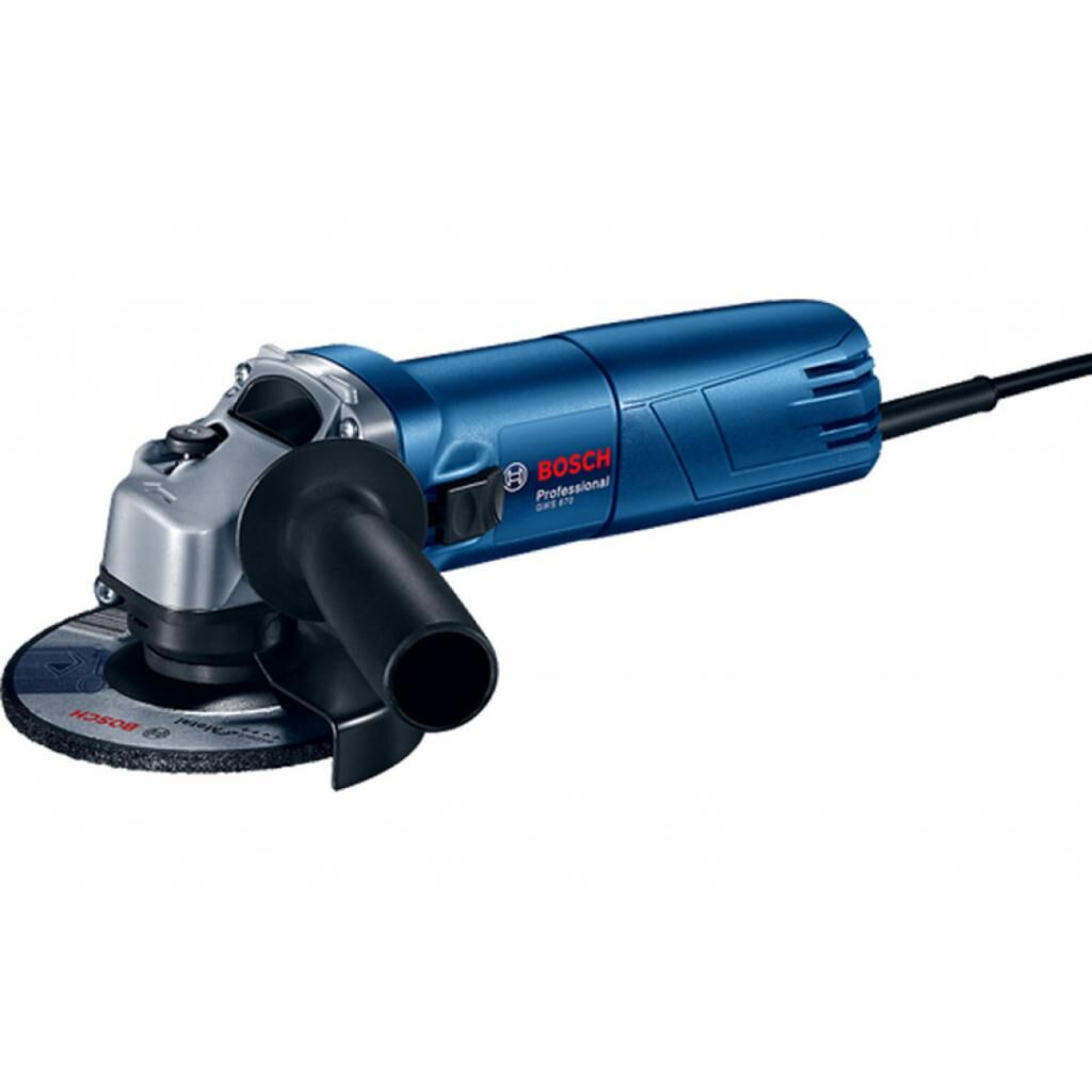 Шлифовальная машина Bosch GWS 670 (0.601.375.606)