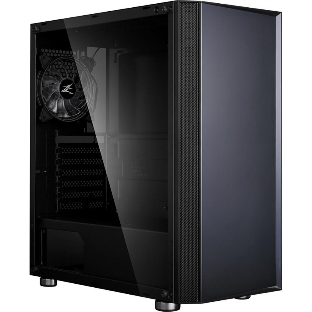 Корпус Zalman R2 Black RGB Glass