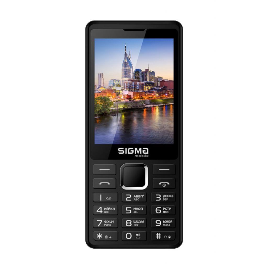 Мобильный телефон Sigma X-style 36 Point Black (4827798331323)