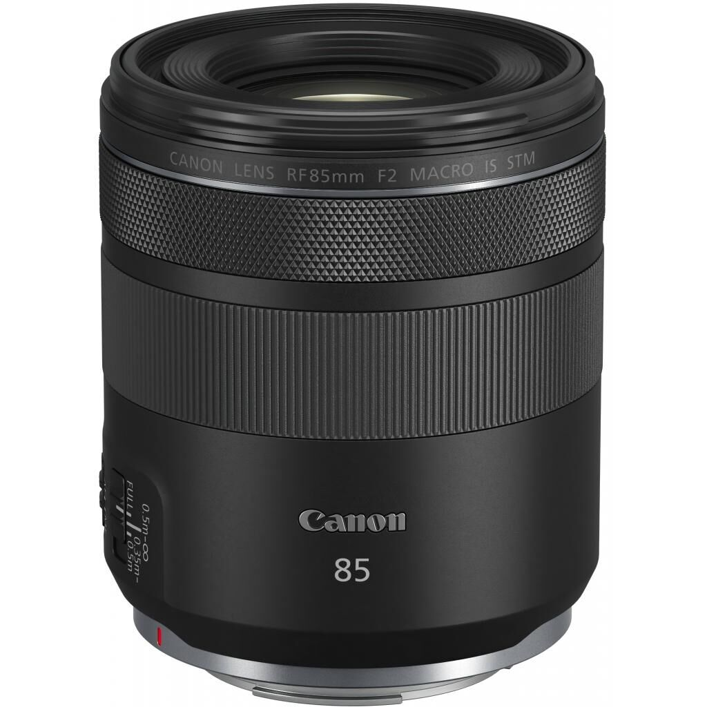 Объектив Canon RF 85mm f/2.0 MACRO IS STM (4234C005)