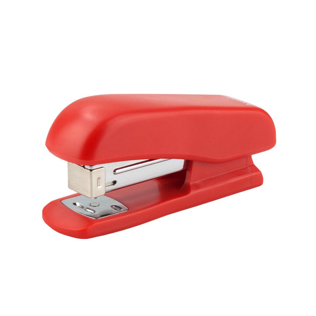 Степлер Axent 24 / 6 20 листов Standard пласт. красный (4223-06-A)
