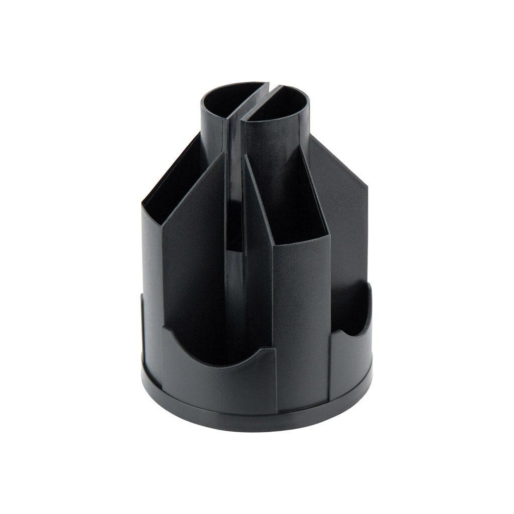 Настольный набор Delta by Axent 11 отделений Черный (D3003-01)