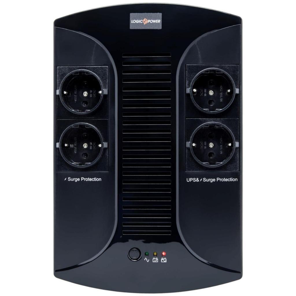 Источник бесперебойного питания LogicPower 650VA-PS (2415)