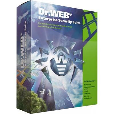 Антивирус Dr. Web Mail Security Suite + ЦУ 6 ПК 1 год эл. лиц. (LBP-AC-12M-6-A3)
