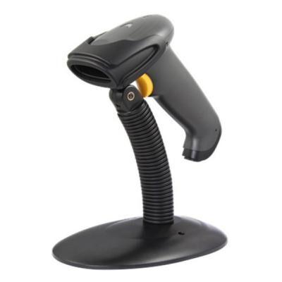 Сканер штрих-кода Sunlux XL-5500A USB з підставкою (17589)