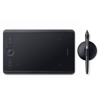 Графический планшет Wacom Intuos Pro S (PTH460KOB)