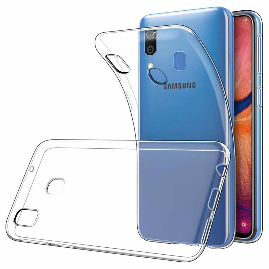 Чехол для моб. телефона Laudtec для SAMSUNG GalaxyA20 Clear tpu (Transperent) (LC-A20C)