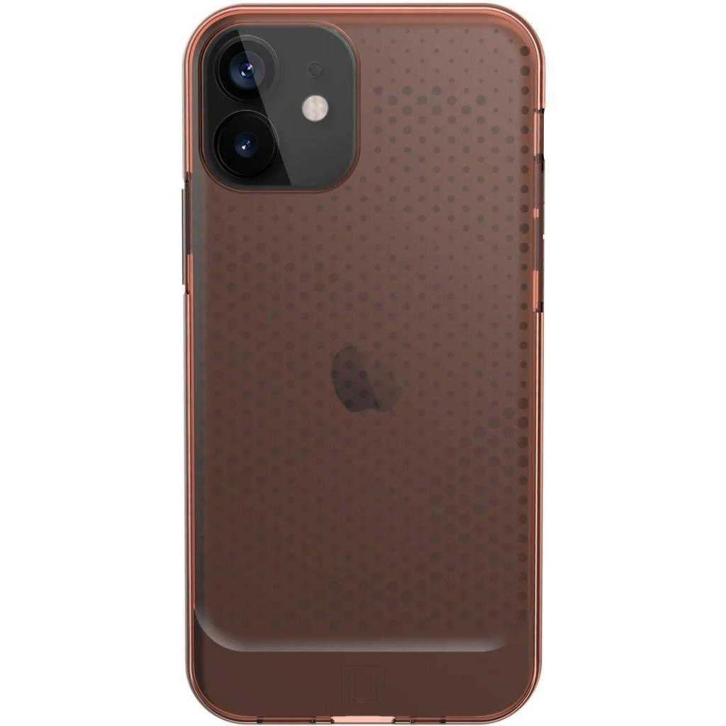 Чехол для моб. телефона UAG iPhone 12 / 12 Pro [U] Lucent, Orange (11235N319797)