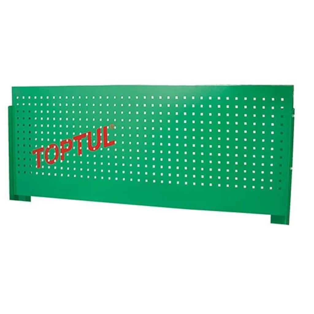 Ящик для инструментов TOPTUL панель для верстака (20 крючков) (TAAH1606)