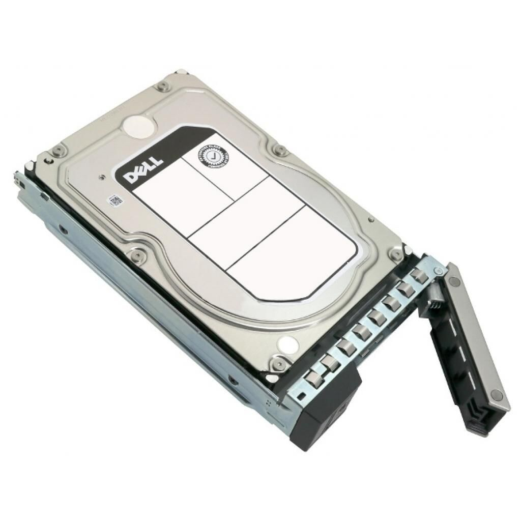 Жесткий диск для сервера 4TB 7.2K RPM NLSAS 12Gbps 512n 3.5in Hot-plug Hard Drive Dell (400-ASHY)