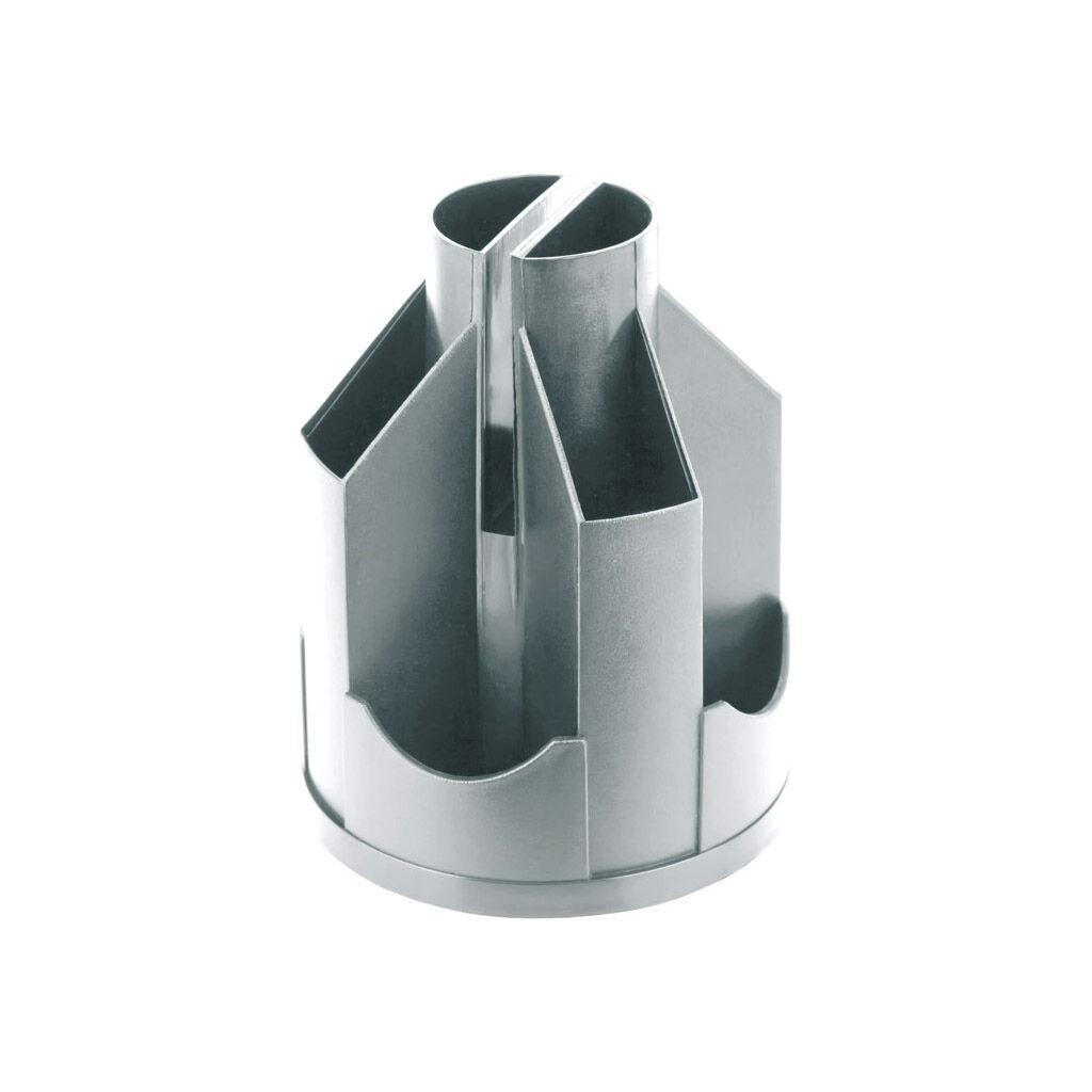 Настольный набор Delta by Axent 11 отделений Серый (D3003-03)