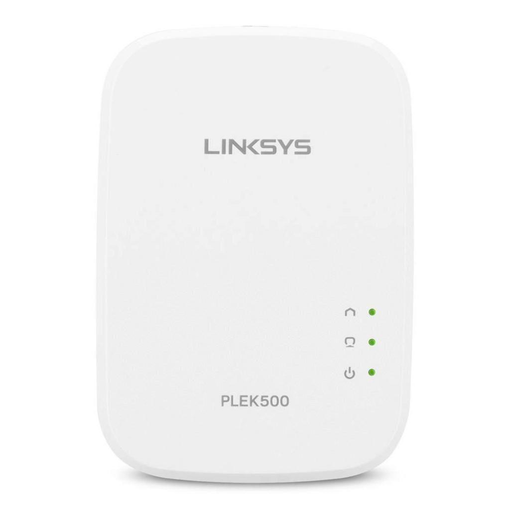 Адаптер Powerline LinkSys PLEK500