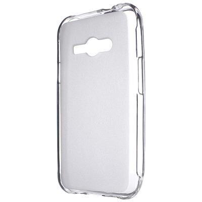 Чехол для моб. телефона Drobak для Samsung Galaxy J1 Ace J110H/DS (White Clear) (216969)