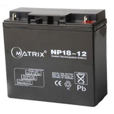 Батарея к ИБП Matrix 12V 18AH (NP18-12)