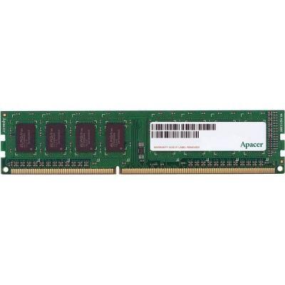 Модуль памяти для компьютера DDR3 4GB 1600 MHz Apacer (AU04GFA60CAQBGC)