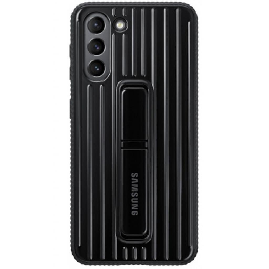 Чехол для моб. телефона Samsung Protective Standing Cover Samsung Galaxy S21 Black (EF-RG991CBEGRU)