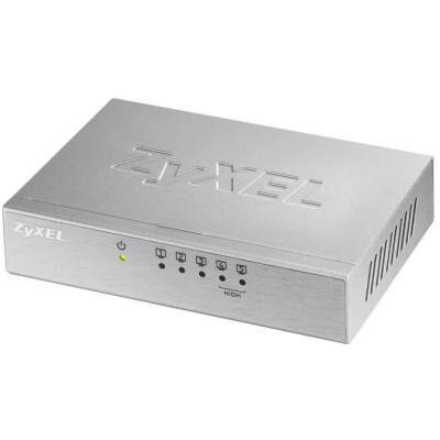 Коммутатор сетевой ZyXel ES-105A v3 (ES-105AV3-EU0101F)