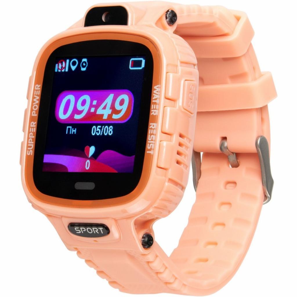 Смарт-часы Gelius Pro GP-PK001 (PRO KID) Pink Kids smart watch, GPS tracker (ProGP-PK001(PROKID)Pink)