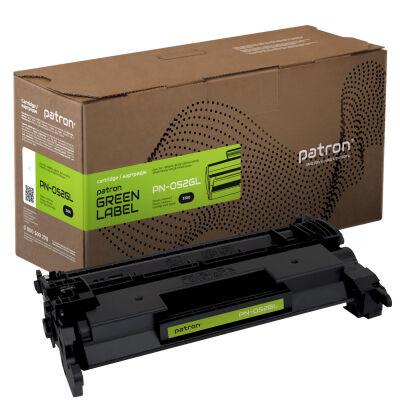 Картридж PATRON CANON 052 GREEN Label (PN-052GL)
