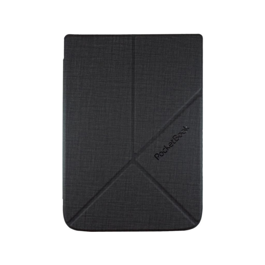 Чехол для электронной книги PocketBook Origami U6XX Shell O series, dark grey (HN-SLO-PU-U6XX-DG-CIS)