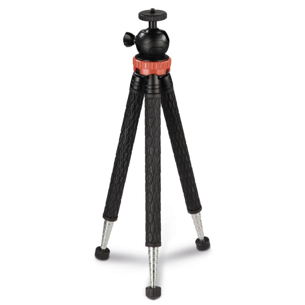 Штатив HAMA Hama FlexPro Action Camera,Mobile Phone,Photo 23 -105 cm Red (00004620)