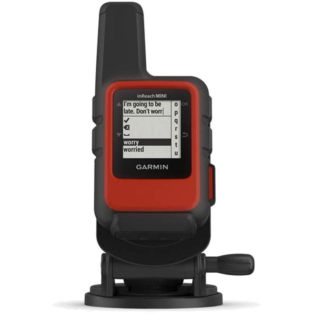 Автомобильный навигатор Garmin inReach Mini, Marine Bundle, Orange (010-01879-02)